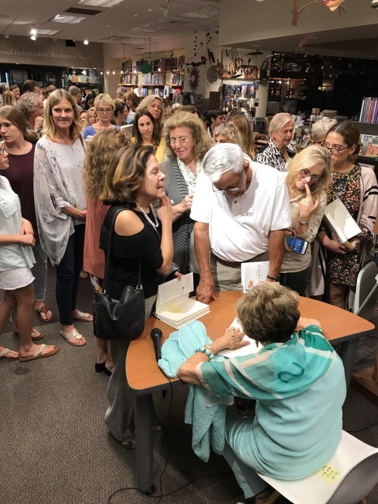 Edie Book Signing
