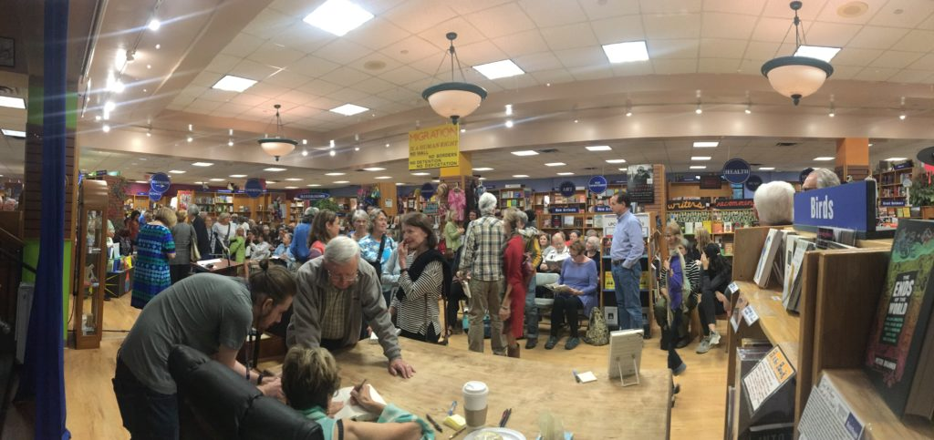 Book People crowd