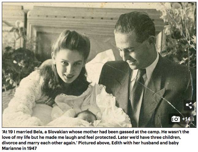 """UK's Daily Mail says few Holocaust memoirs """"as powerful as"""" The Choice"""